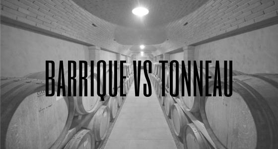 barrique vs tonneau