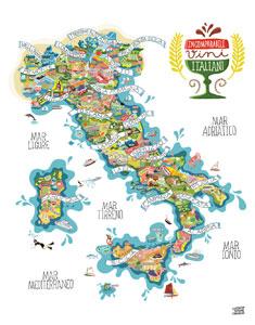 L'Italia del vino