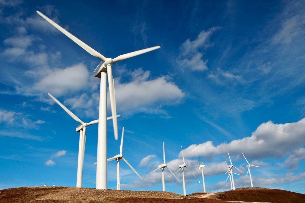 Eolico, l'energia pulita