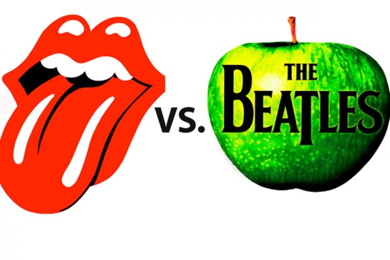 Rolling Stones VS Beatles